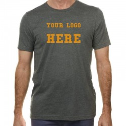 Customizable Thin Fabric Basic T-Shirts for Men With Your Logo and Design TLS212