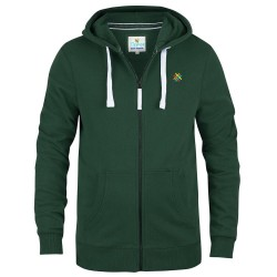 High Quality Customizable Full Zip Hoodie for Men TLS08
