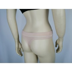 Sexy Low-Rise Women's Organic Thong Panties TLS69