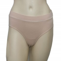 Lady's Organic Cotton Mid-Rise Hipster Panties TLS55
