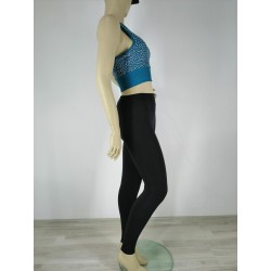 OEM Design Yoga Athletic Workout Fitness Leggings for Ladies TLS99