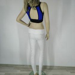 Girls Fashion Sports Nude Bra and Legging Sets TLS101