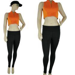 Women OEM Seamless Gym Sports Fitness Leggings Set TLS102
