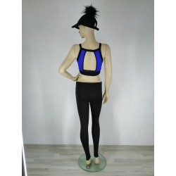 Custom Design Fashion Ladies Fitness Sport Gym Wear Bra and Pants Legging Sets TLS104