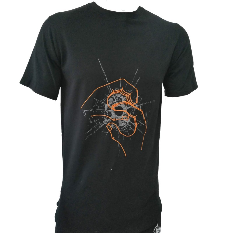 Customizable Embroidered T-shirts for Men TLS110
