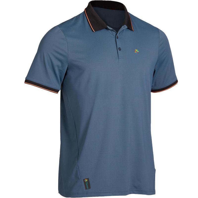 High Quality Custom Fit  Men's Pique Polo T-Shirts TLS114