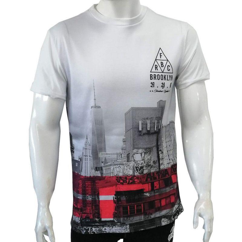 Customizable Printed T-shirts for Men TLS111