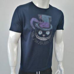 Customizable Printed T-shirts for Men TLS117