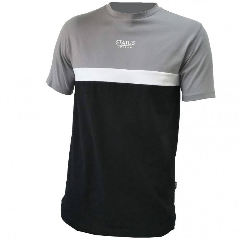 Customizable Logo Printed Patch Up T-shirts for Men TLS118
