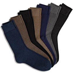 OEM Comfortable Regular Mens Socks with your Brand TLS60
