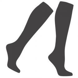 Women's Comfortable Knee Socks with OEM Service TLS59
