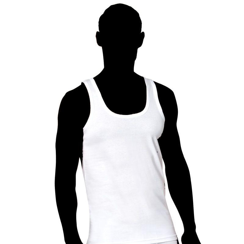 High Quality  Sleeveless Undershirts for Men TLS178