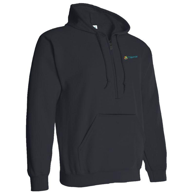 High Quality Half Zip Hoodies for Men TLS53
