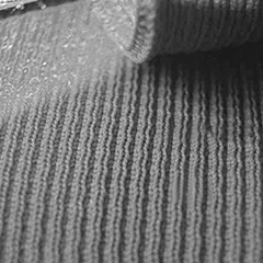 Cotton Ribbed knit